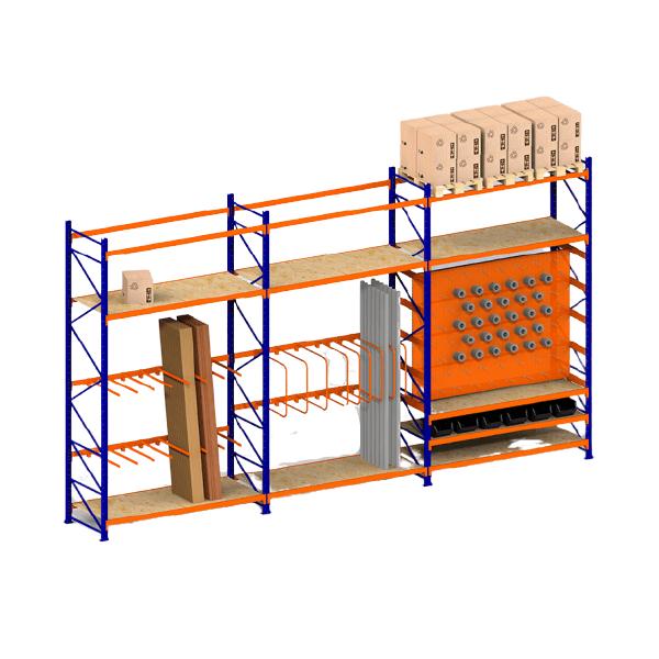 Торгово-складское оборудование
